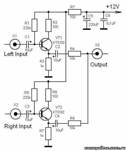 Если биполярные транзисторы